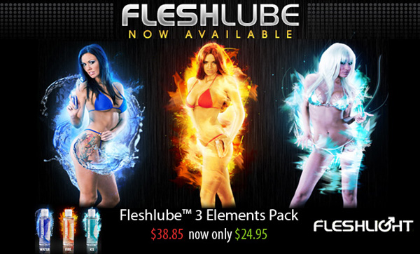 fleshlube discount