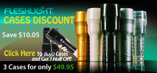 fleshlight cases discount